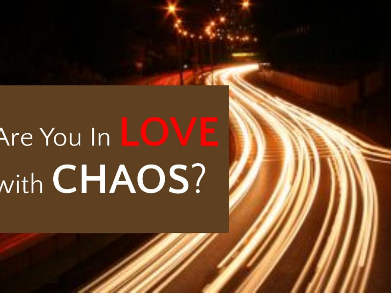 Are You in Love with Chaos? | Leaving the Herd