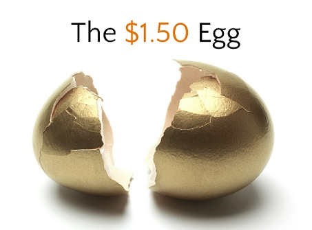 The $1.50 Egg | Leaving the Herd