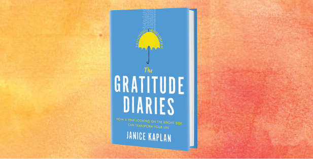 Book Review The Gratitude Diaries Janice Kaplan