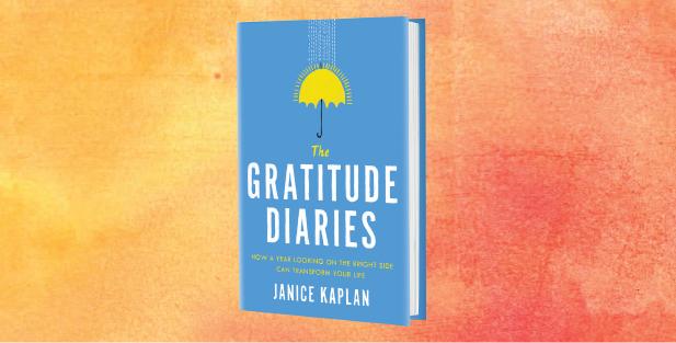 Book Review The Gratitude Diaries Janice Kaplan