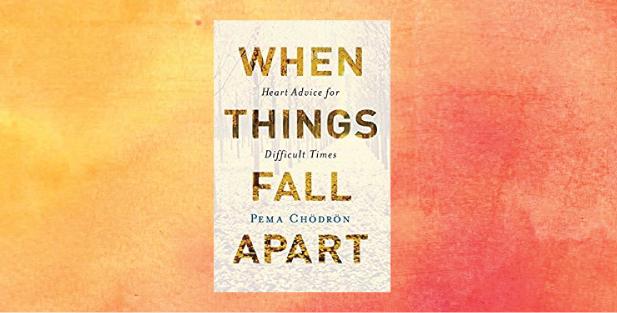 Book Review When Things Fall Apart Pema Chodron