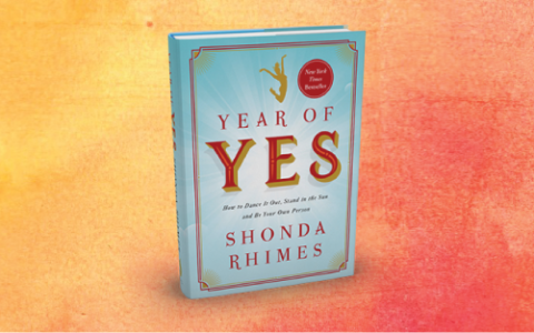 Book Club Review Year of Yes Shonda Rhimes