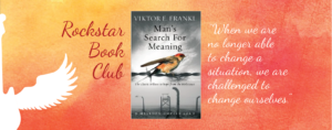 Book Club Man's Search for Meaning Viktor Frankl