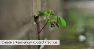 Create a Resiliency Rooted Practice-01