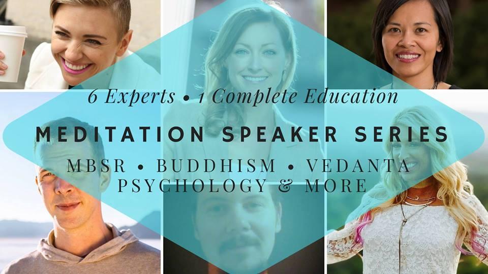 Dharana Meditation Speaker Series: Psychology & Healing - Em